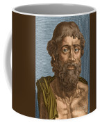 Demosthenes, Ancient Greek Orator Coffee Mug by Photo Researchers