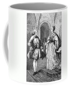 Denis Diderot (1713-1784) Coffee Mug