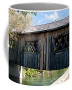 deShutes River Bridge Coffee Mug