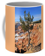 Determined Tree Coffee Mug