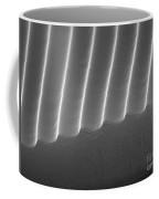 Diffraction Grating Sem Coffee Mug