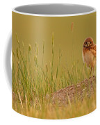 Digitally Enhanced Image With Painterly Coffee Mug