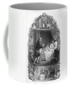 Dining, 19th Century Coffee Mug