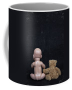 Doll And Bear Coffee Mug