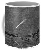 Donatis Comet, 1858 Coffee Mug