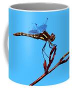 Dragonfly Art Coffee Mug