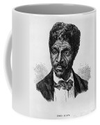 Dred Scott, African-american Hero Coffee Mug by Photo Researchers