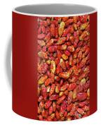 Dried Chili Peppers Coffee Mug