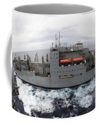 Dry Cargo And Ammunition Ship Usns Coffee Mug