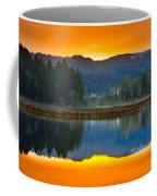 Dry Lagoon Dawn Coffee Mug