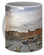 Dubrovnik View 5 Coffee Mug