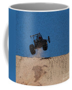 Dune Buggy Jump Coffee Mug