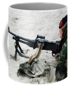 Dutch Royal Marines Taking Part Coffee Mug