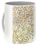 Earthtones Abstract Coffee Mug