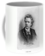 Edvard Grieg (1843-1907) Coffee Mug