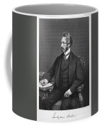 Edward Bulwer Lytton Coffee Mug