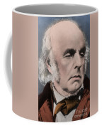 Edward Fitzgerald Coffee Mug by Science Source