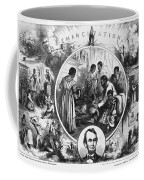 Effects Of Emancipation Proclamation Coffee Mug