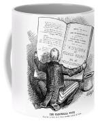 Election Cartoon, 1876 Coffee Mug by Granger