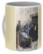 Electrocution, 1890 Coffee Mug