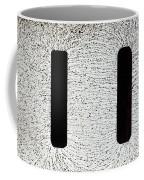 Electrostatic Field Lines Coffee Mug