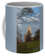 Ely Cathedral In City Of Ely Coffee Mug