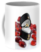 Engagement Ring Coffee Mug by Carlos Caetano