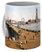 England: Blackpool, C1900 Coffee Mug