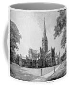 England: Salisbury Coffee Mug