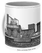 English Locomotive, 1825 Coffee Mug