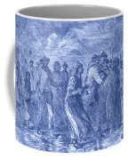 Escaping To Underground Railroad Coffee Mug by Photo Researchers
