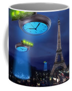 European Time Traveler Coffee Mug