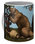 Extinct Fauna Coffee Mug