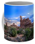 Eye View Of Arches Coffee Mug