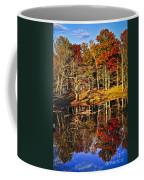 Fall Forest Reflections Coffee Mug