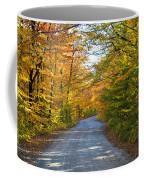 Fall In New England Coffee Mug