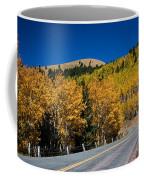 fall in Ruidoso Coffee Mug