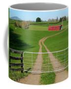 Farming Scene Coffee Mug