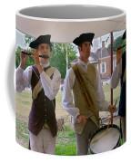 Fifes And Drums Coffee Mug