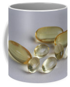 Fish Oil 1200mg And Vitamin E Coffee Mug