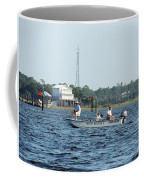 Fishing The Flats Coffee Mug