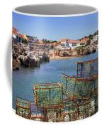 Fishing Traps Coffee Mug by Carlos Caetano