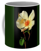Five Petal Rose Coffee Mug