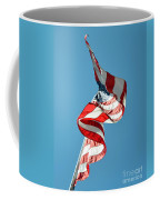Flagged Coffee Mug