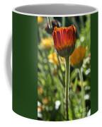 Floral Torch Coffee Mug
