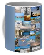 Florida Collage Coffee Mug