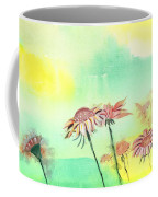 Flowers 2 Coffee Mug by Anil Nene
