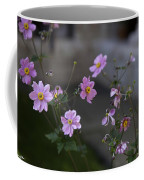 Flowers At The Cloisters Coffee Mug