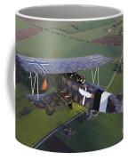 Fokker D.vii World War I Replica Coffee Mug