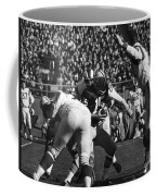 Football Game, 1965 Coffee Mug